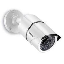Zosi câmera de vigilância 2.0mp 1080p full hd, infravermelho forte, 1080p HD TVI, câmera de segurança cctv, câmera de vídeo