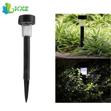 Solar Power LED Lawn Light Outdoor Waterproof Sun Power Landscape Yard Stake Path Street Security Lamp for Garden Decoration