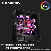 Barrow TTA500TG SDB, Waterway Boards For TT A500TG Case, for Intel CPU Water Block & Single / Double GPU Buildings