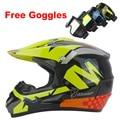 Lo nuevo cascos párr moto cascos de motocicleta moto cross casco capacete off road casco downhill mtb dh racing casco