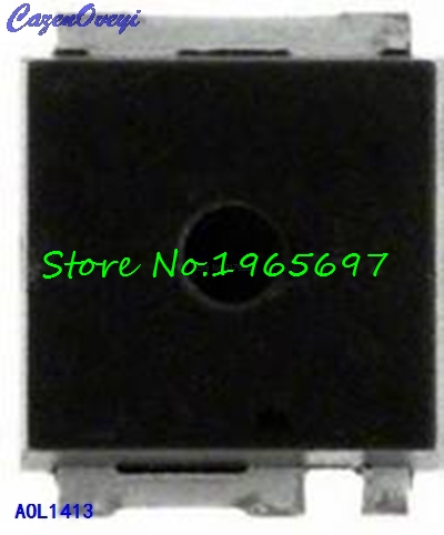 5pcs/lot AOL1413 AO1413 1413 QFN In Stock