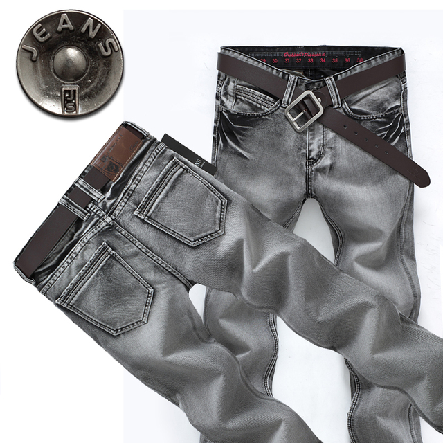 Free shopping Men's clothing spring male jeans trousers high quality 2013 spring male trousers 615-b  X-A2101