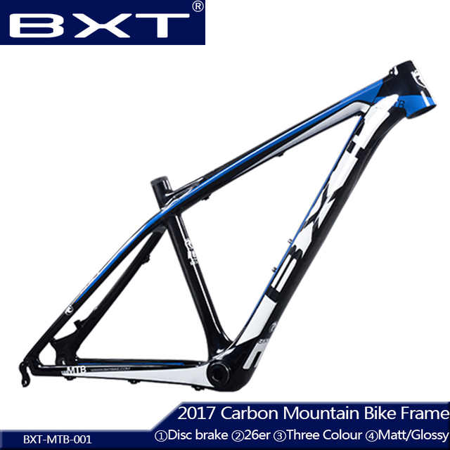 2017 Bxt Chinese Carbon Frames 1416 Inch 26 Carbon Mountain Bike