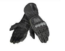 Zwart Geel Groen Oranje Wit Motorfiets Racing Handschoenen Volledige Metalen Dain D1 Pro Off Road Rijden mannen Lange handschoenen