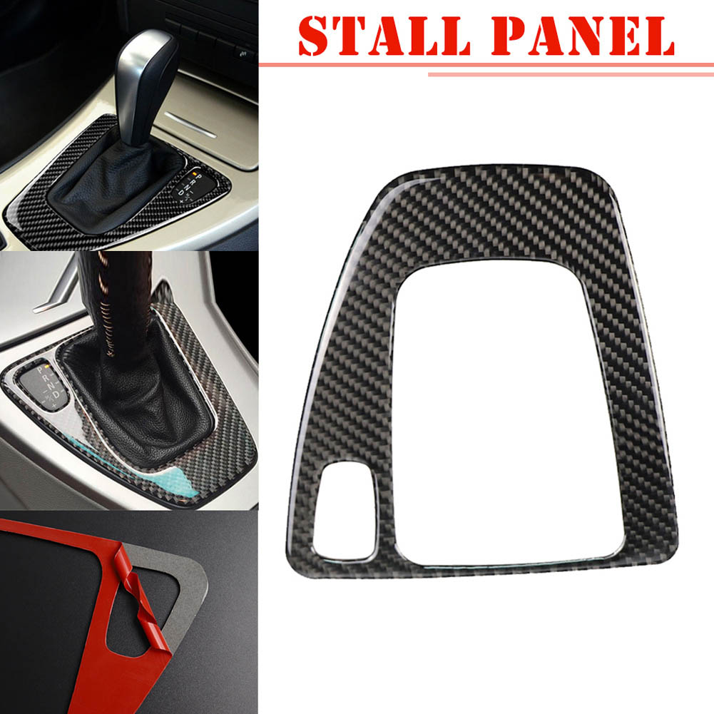 1 Pcs Car Gear Shifts Control Panel Cover Interior Styling Trim Fashion For Bmw E90 Dxy88 Modern Design