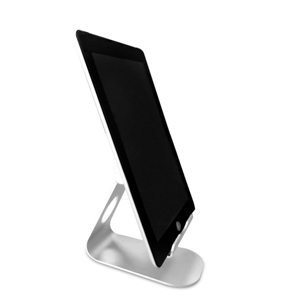 2017 NEW Universal Car Holder Cell Phone Noble Pure Foldable Aluminum Desktop Mini Bracket Stand Holder for iPhone for Samsung