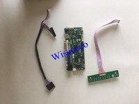 14 inch HDMI+DVI+VGA+AUDIO interface Controller Drive Board set For Panel LP140WH4 BT140GW01 1366*768 LVDS 40pins