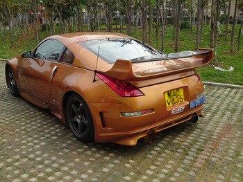 Fit for NISSAN 350Z 350Z Z33 Fairlady  carbon fiber rear spoiler rear wing