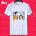 YURI!!! on ICE New Anime T shirts Cosplay Victor Nikiforov Yuri Plisetsky Short Synthetic mens t shirts fashion 2016