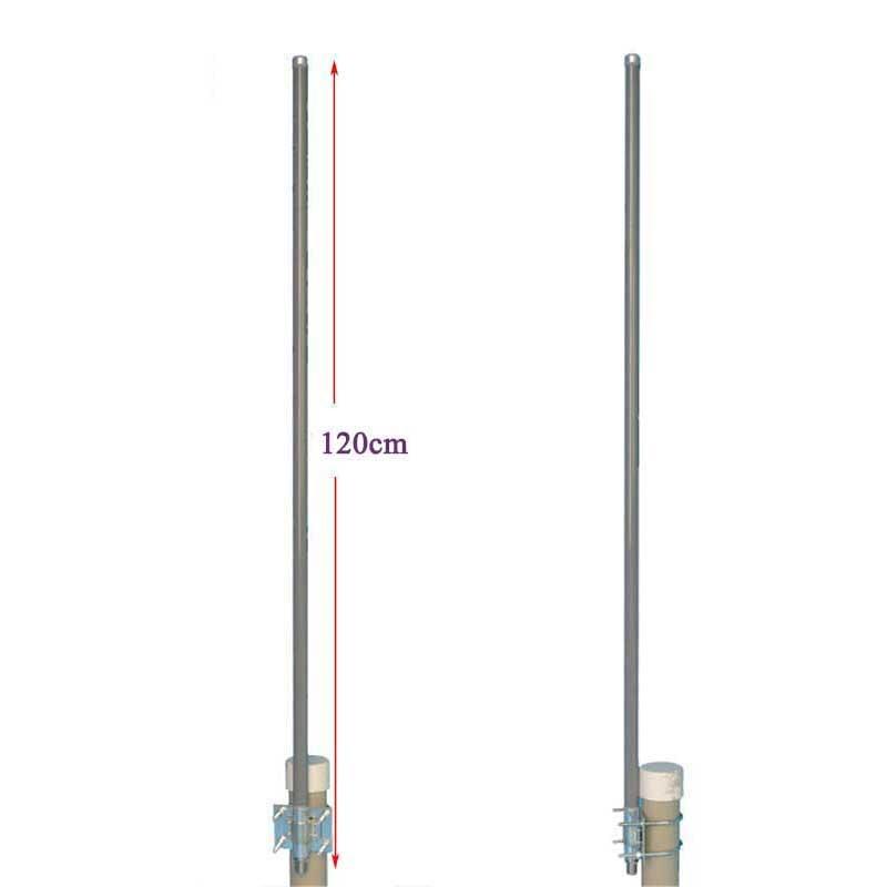2.4ghz Wifi Antenna High Gain 12dBi 2.4g Wireless Router Omni Fiberglass Base Station Antenna For Wifi Signal Coraverage N-K