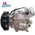 new scsa06c air conditioner compressor for car toyota yaris 1999-2002 12V 115MM 88310-52451 447180-8820 447180-9150 88320-52040