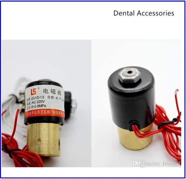 Oral Hygiene Reasonable 5pcs Dental Air Compressor Solenoid Valve Electric Solenoid Valve 220v Toiletry Kits Dental Chair Unit Valve Sl1269 Goods Of Every Description Are Available