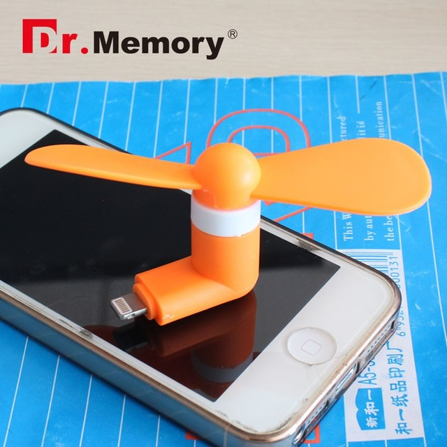 Portable Travel Mini USB Fan For Cell Phone and Laptop
