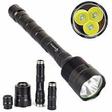 JU 27 Mosunx Business 2016 Hot Selling  XLightFire 3T6 Super Bright 6000Lm 3x XM-L T6 LED 5-Mode 18650 Flashlight Torch