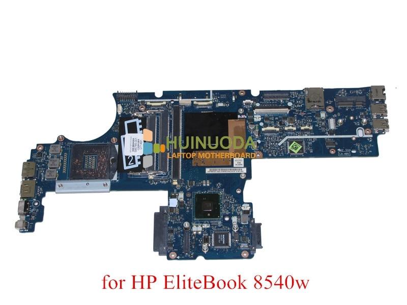 595765-001 604538-001 KAQ00 LA-4951P Rev 1.0 for HP Elitebook 8540W 8540P Motherboard DDR3 QM57 with graphics slot ms 7860 rev 2 0 786170 001 785906 001