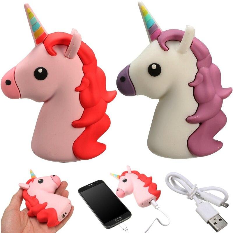 HTB1Dv9oQVXXXXaQXVXXq6xXFXXXI - Universal Unicorn Shaped Backup Battery 2600mAh Charger Power Bank Charging For iPhone For Samsung Smart Phones Power Supply