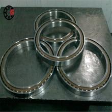 100 мм диаметр радиально-упорные шарикоподшипники 7220 C/P6 100 мм Х 180 мм Х 34 мм, угол контакта 15, ABEC-3 станок