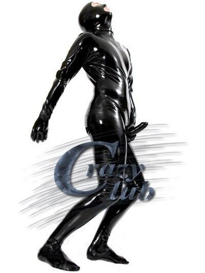 Suit fetish