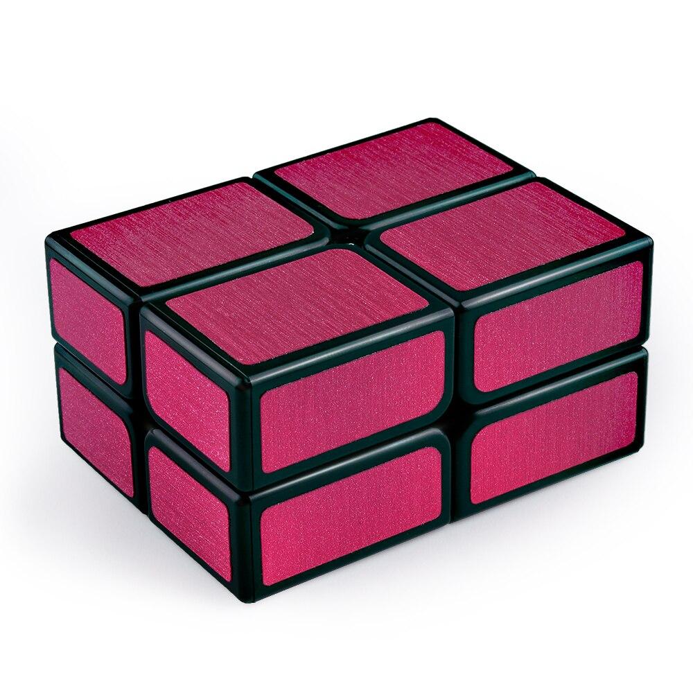 Toys & Hobbies Diansheng 2x2x2 Magic Cube 2 On 2 Layer Petal Column Magic Cube Speed Puzzles Educational Toys Special Toys Puzzles & Games