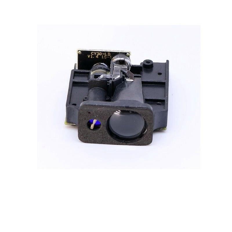 100m high precision laser ranging sensor deviation 2mm range finder module serial port module distance measurement
