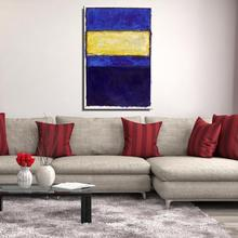 Mark Rothko Abstract American Style painting Frameless Unframed Oil Painting Canvas Waterproof airbrush square design art