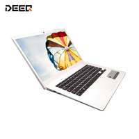 2017 NEW 14 inch   laptop   Free Shipping, high quality ultrabook 4GB RAM+64G EMMC with Windows 10,Notebook PC