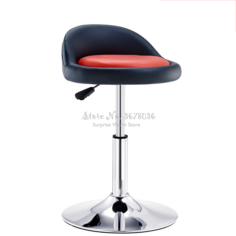 Best Quality Modern Bar Stool Lifting Bar Chair Dinning Chairs 360 Degree Rotate Chair Home Furniture Make Up Chair Dotomy