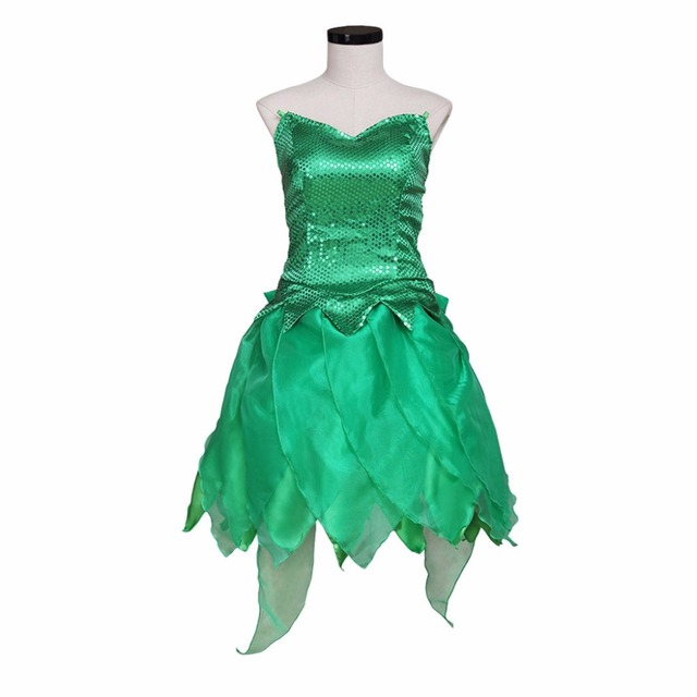 cosplaydiy tinker bell prinzessin dress tinkerbell kostum cosplay madchen halloween karneval kostum nach mass