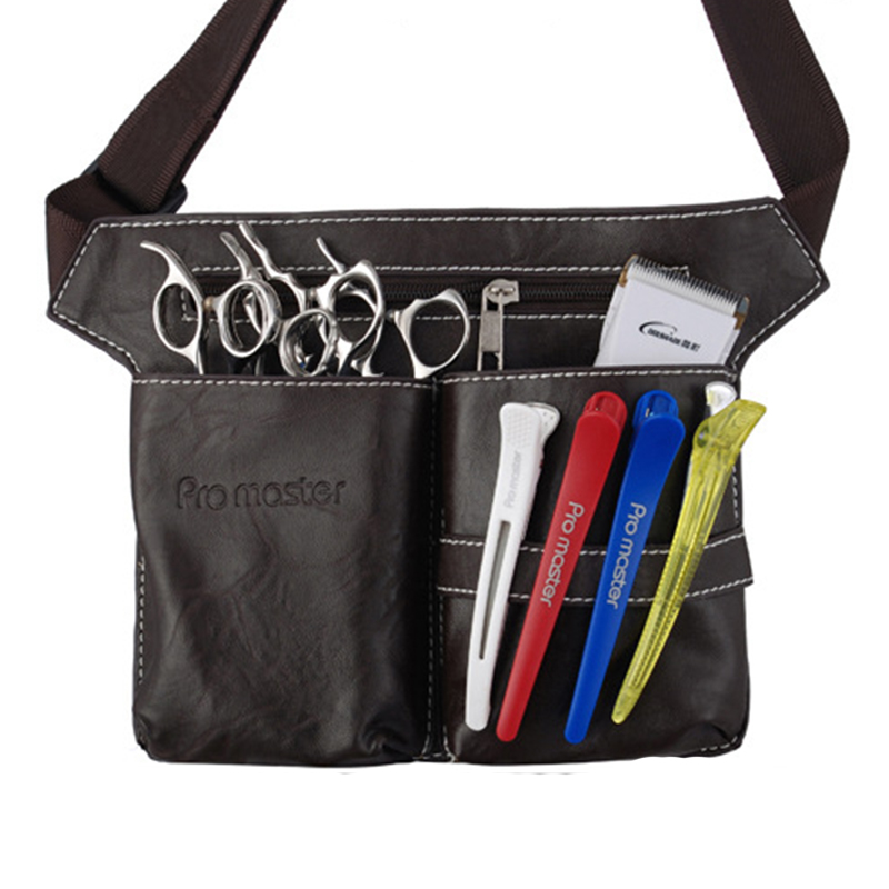 Waist Pack Hair Scissors Comb Bag Professional Hairdressing Tool Hairpin Bottle Bags Care Barber Salon Styling Tools Case In From Beauty