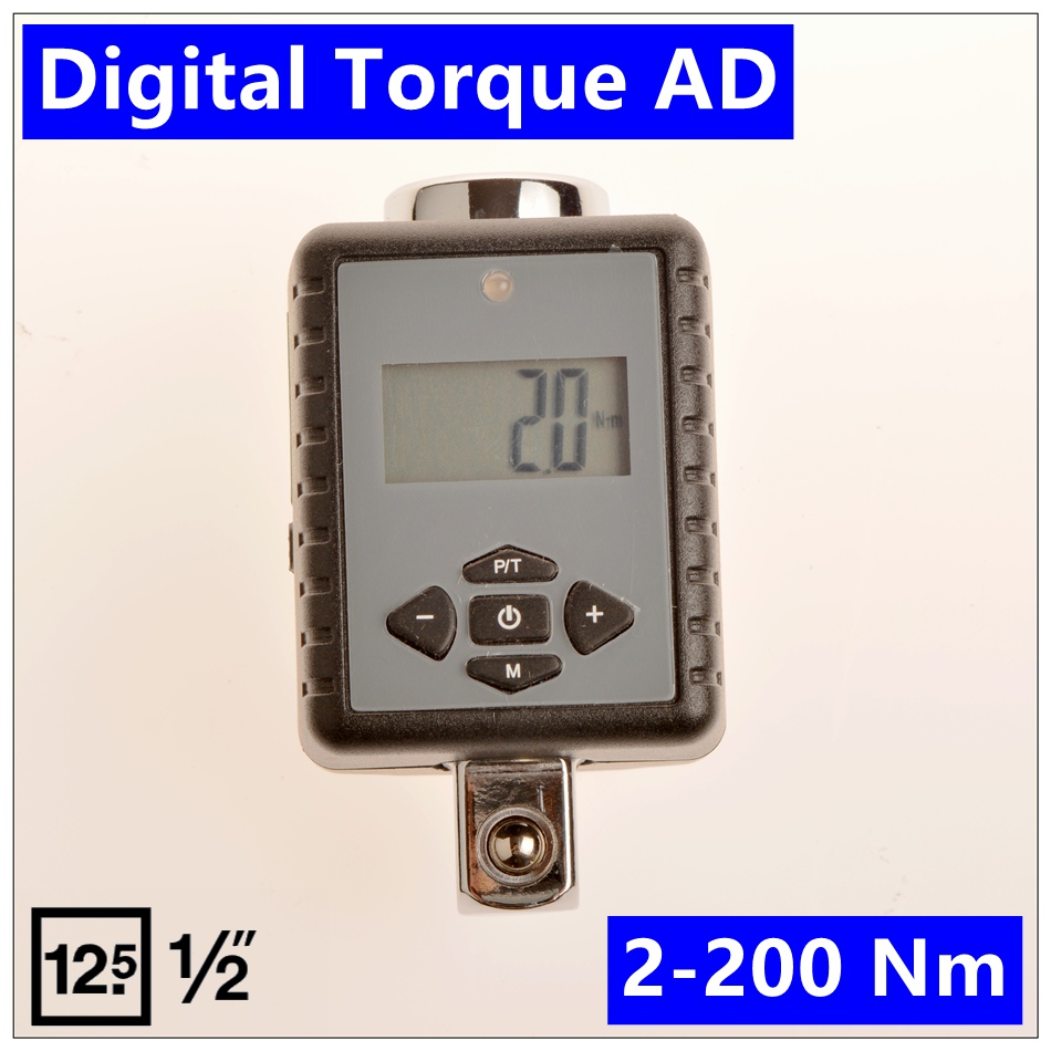 Digital Torque Wrench 1 2 2 200Nm