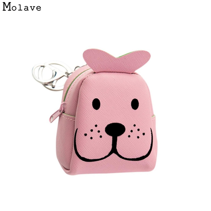 Naivety Drop Shipping Coin Purse Girls Cute Mini Purse Women Wallet Bag PU Leather Change Pouch Monedero De La Moneda 28S7626