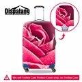 Dispalang горячие продажа цветочные принты водонепроницаемый камера защитная крышка для 18-30 дюймов чемодан поездки тележки для багажа пылезащитный чехол