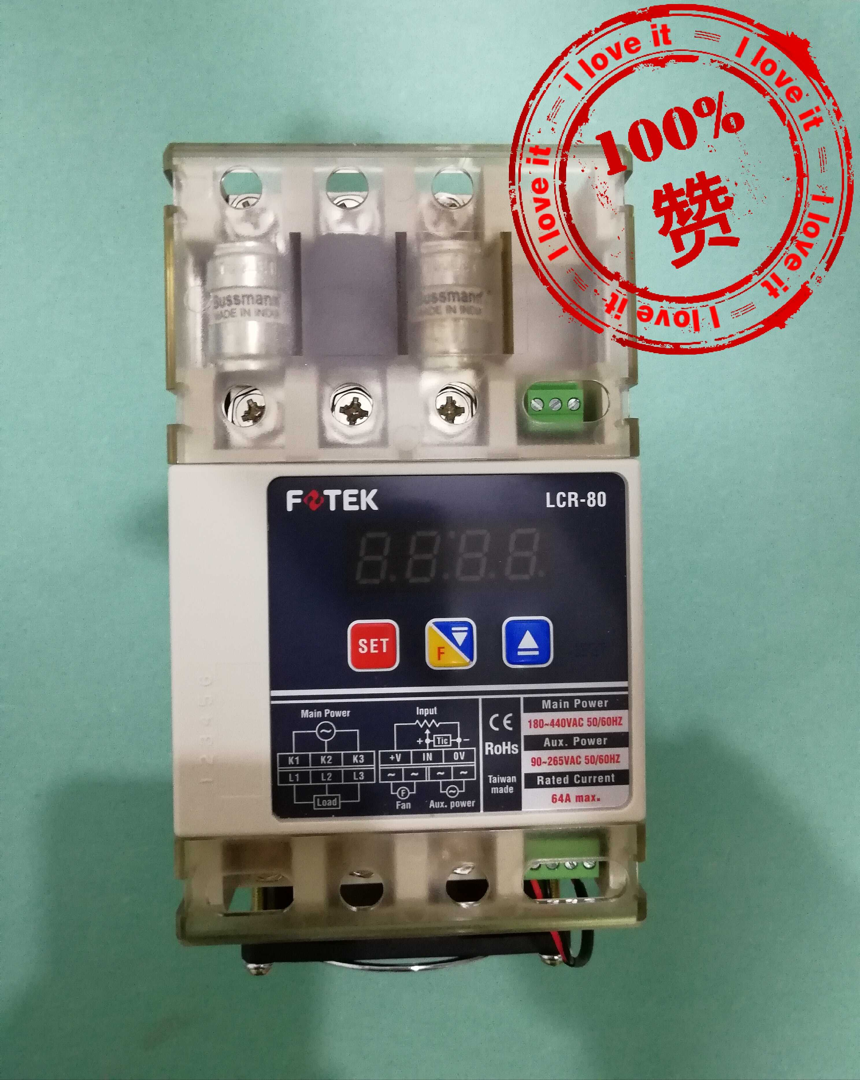 A New Imported Icr-80 Three-phase Solid State Relay LCR-80