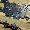 Military CQB Airsoft SIG HK USP Compact Beretta GLOCK Bracket Tactical Pistol Gun Paddle Holster Pouch