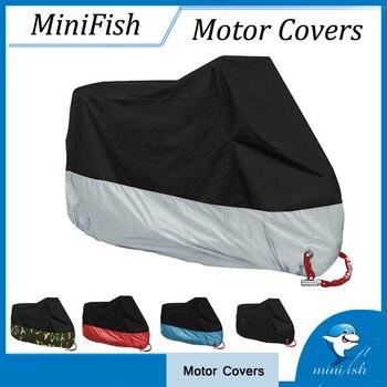 Neues Produkt Wasserdicht Atmungsaktiv Outdoor Motorrad Roller Regen Mantel UV Schutzhülle Für Motorräder Abdeckung