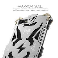 Simon Design Luxury Metal Aluminum Tough Armor THOR IRON MAN Phone Cases For Huawei Honor 4A