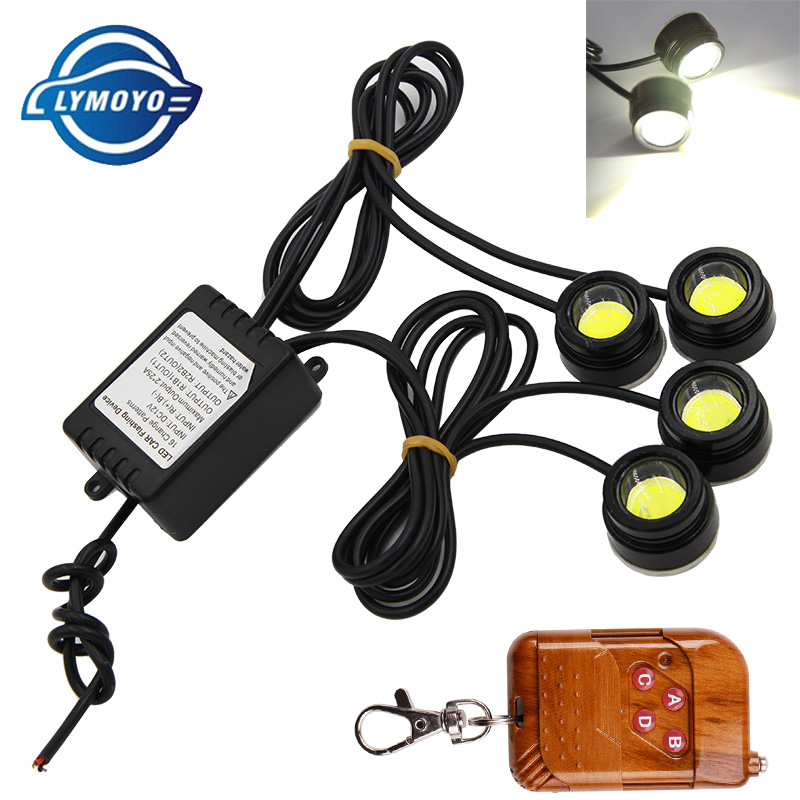 ᗚ Buy remote control strobe light and get free shipping - List LED u23