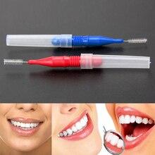 30 шт. зубная нить гигиена полости рта зубная нить мягкая пластиковая межзубная щетка-зубочистка здоровая для чистки зубов Уход за полостью рта