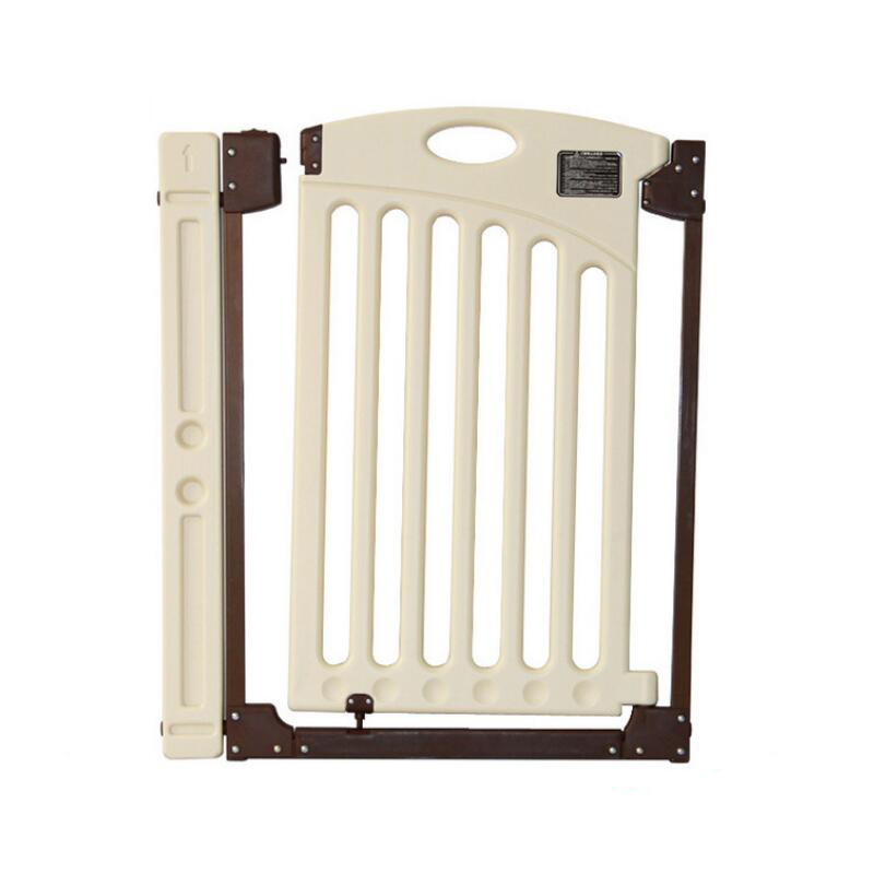 Baby Door Fence Toddler Security Gate Stopper Child Safety Home Rail