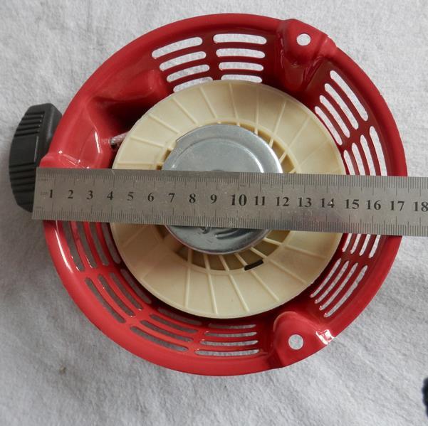 G200 стартер для HONDA G150 GV150 GV200 4HP 6.5HP сталь трещотка перемотки Потяните старт Ручка Веревка в сборе