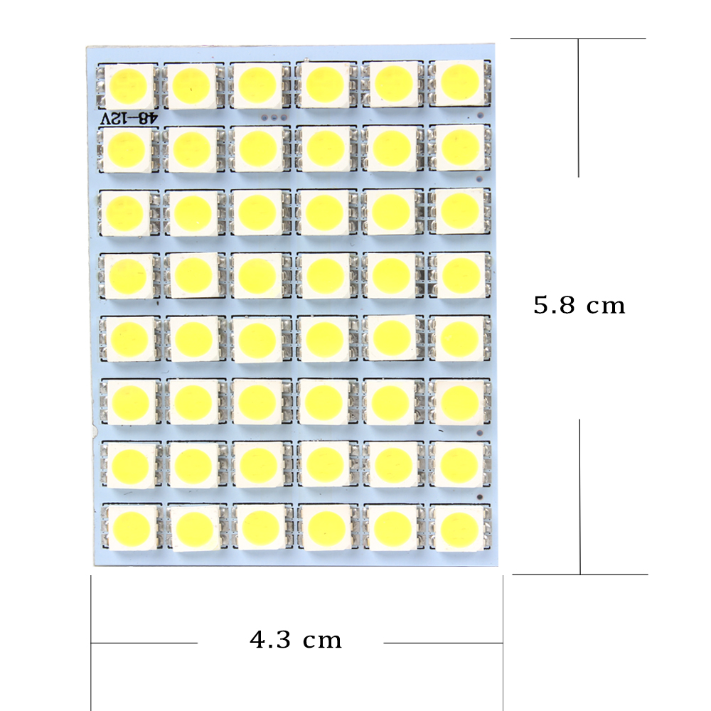 ЛЕЕПЕЕ Лампе за читање аутомобила Т10 - Светла за аутомобиле - Фотографија 6