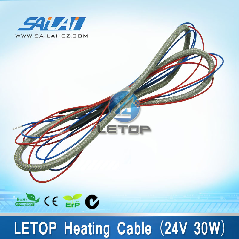 LETOP Inkjet printing 24V 30W 50W Heating Date Cable For Konica 4/8 Heads Bracket|print print|print inkjet|print cable - title=