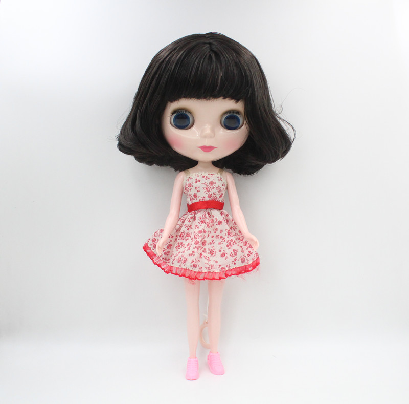 Free Shipping big discount RBL-595 DIY Nude Blyth doll birthday gift for girl 4colour big eye doll with beautiful Hair cute toyFree Shipping big discount RBL-595 DIY Nude Blyth doll birthday gift for girl 4colour big eye doll with beautiful Hair cute toy