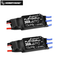 2pcs Lot HOBBYWING Platinum 30A Pro 2 6S Electric Speed Controller ESC OPTO Specially For Multi