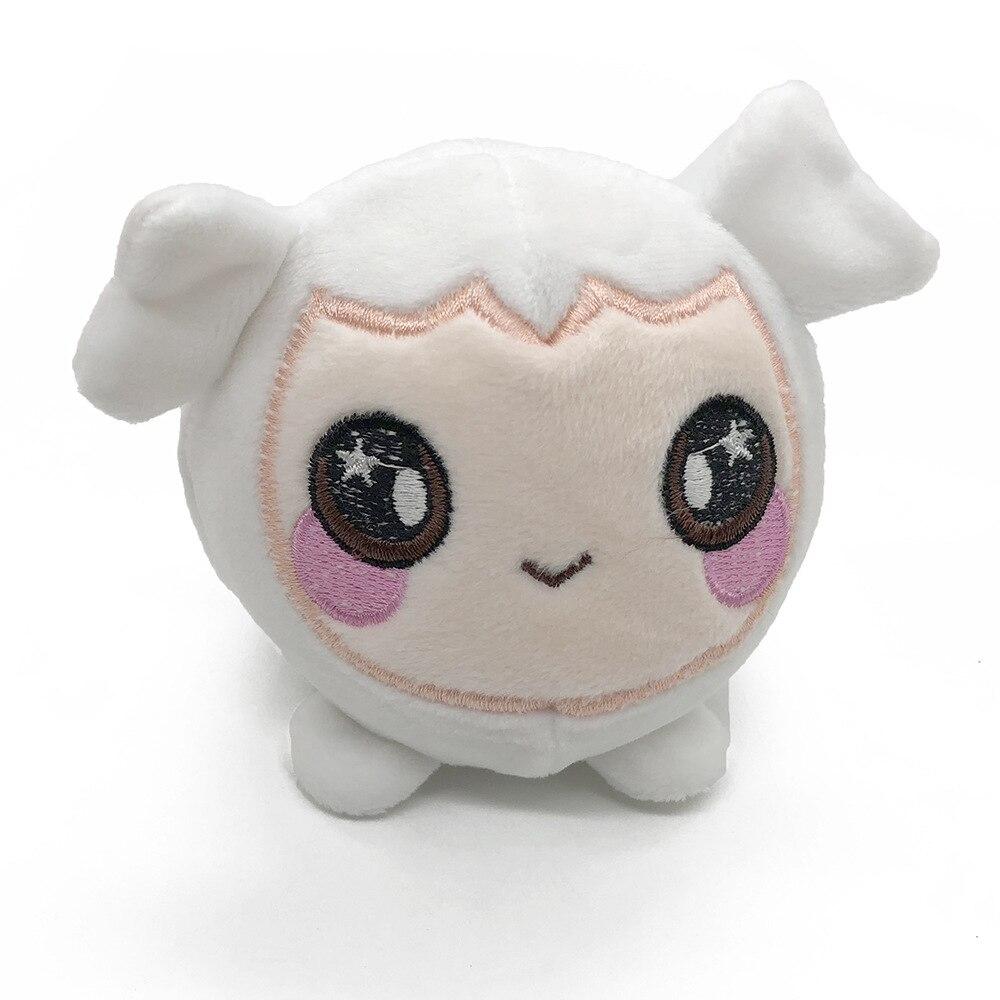 Купить с кэшбэком squishy slow rising jumbo kawaii High Quality Squishy Plush Cartoon Animal Charms Phone Strap Pendant Toys wholesalers 2018 new