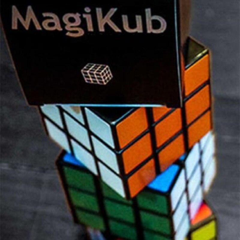 MAGIKUB puzzle magicien Illusion mentalisme restauration instantanée gros plan tours de magie accessoires de magie