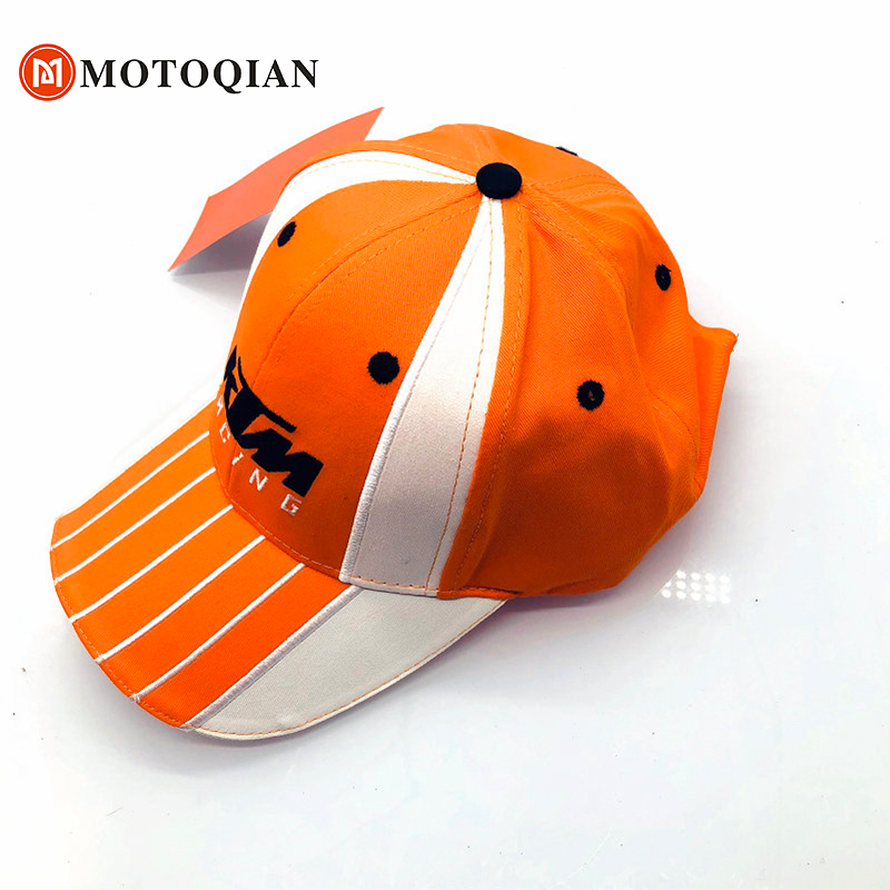 Embroidery Cotton Baseball caps F1 Caps MOTOGP Racing Motorcycle Baseball Sun Hats Casquette For Ktm Hat Cap accessories moto gp unique digital pattern embellished baseball hat