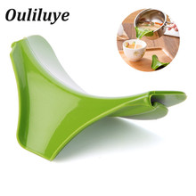 Multifunction Anti Spill Silicone Funnel For Kitchen Cooking Pour Spout Accessories
