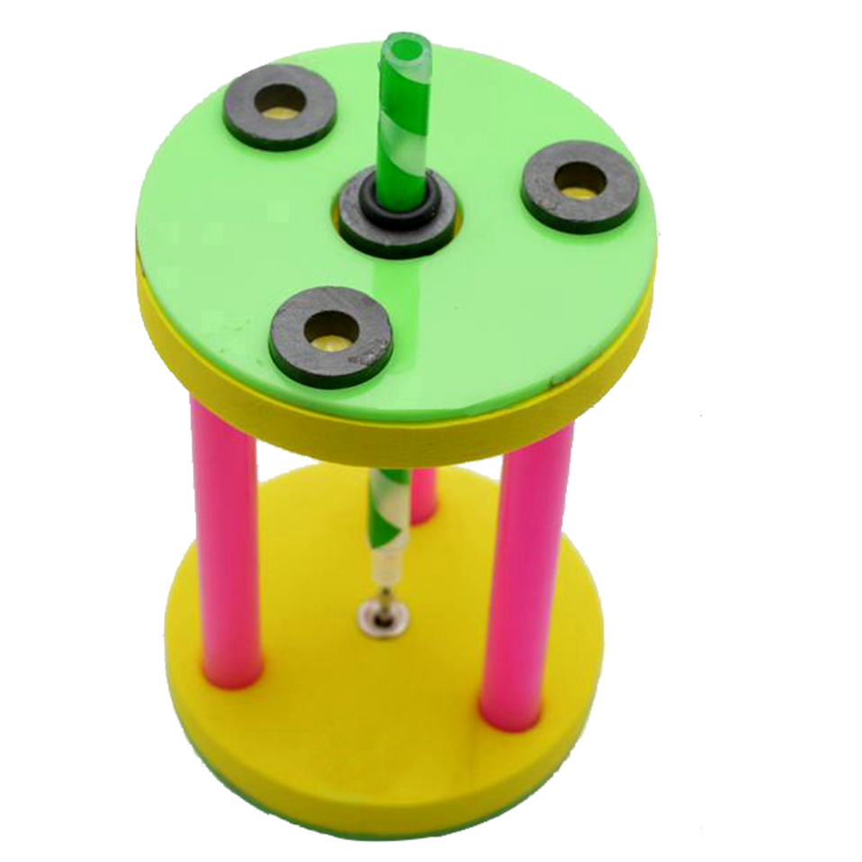 Permanent Pen Simulator Science Experiment Toy Electronic Idea Scholastic Educational Kit For Boys (2pieces)