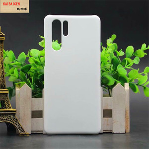 Image 1 - DHL Freeshipping For Huawei P30/P30 Pro/P30 Lite 3D Sublimation Cell Phone Cover Case